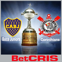 Corinthians vs Boca Juniors - final copa libertadores