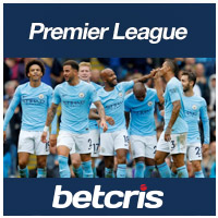 BETCRIS futbol Premier League Manchester City