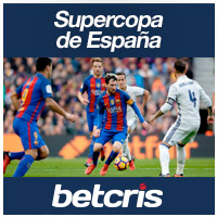 BETCRIS  Real Madrid vs Barcelona Supercopa de Espana 2017