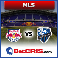 Futbol USA - Red Bulls vs Impact - MLS