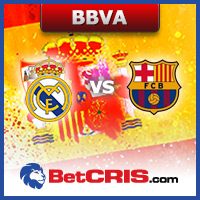 Real Madrid vs Barcelona - Liga BBVA