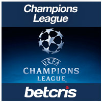 BETCRIS Soccer odds UEFA CHAMPIONS LEAGUE
