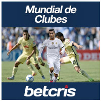 BETCRIS Futbol America vs Real Madrid Foto Real Madrid Mundial de Clubes 2016