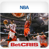 BetCRIS Apuestas NBA Bulls vs Raptors