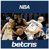 BETCRIS Apuestas Partidos NBA  Clippers vs Rockets