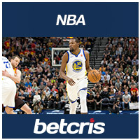 BETCRIS NBA Utah Jazz Golden State Warriors