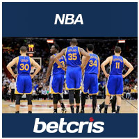 BETCRIS NBA BETTING ODDS Golden State Warriors