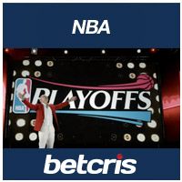 BETCRIS NBA Playoffs  betting odds