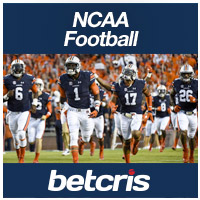 betcris Apuestas NCAA FOOTBALL  FOTO AUBURN TIGERS