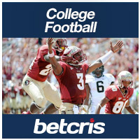 betcris College Football  betting odds Florida at Florida State