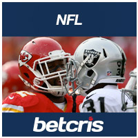 BETCRISNFL Football  BETTING ODDS Chiefs VS Raider