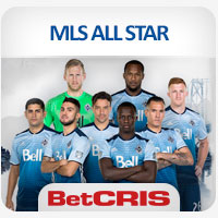 BetCRIS Apuestas Futbol Arsenal vs MLS All Stars 2016