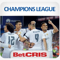 BetCRIS Apuestas Partidos CHAMPIONS LEAGUE FOTO REAL MADRID