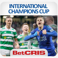 International Champions Cup Celtic vs Leicester City