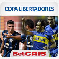 BetCRIS Futbol Copa Libertadores Independiente del Valle vs Boca Juniors