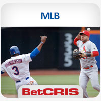 MLB Baseball Mets vs Cardinals