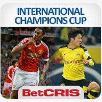 International Champions Cup Manchester United vs Dortmund