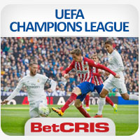 UEFA Champions League Real Madrid vs Atletico de Madrid