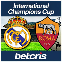 International Champions Cup Real Madrid vs. AS Roma