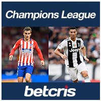 UEFA Champions League Juventus vs Atletico Madrid