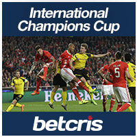 International Champions Cup Betting Odds Borussia Dortmund vs. Benfica