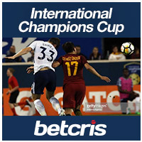 BETCRIS International Champions Cup AS Roma vs Tottenham