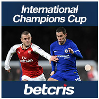 BETCRIS International Champions Cup Arsenal vs Chelsea