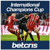 International Champions Cup Bayern Munich vs PSG