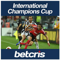 BETCRIS International Champions Cup Benfica vs Juventus