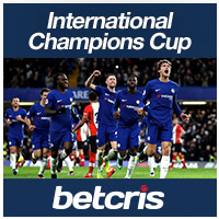 BETCRIS International Champions Cup Chelsea vs Inter Milan