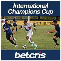 International Champions Cup Betting Odds Inter Milan vs. Lyon