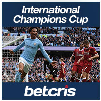 BETCRIS International Champions Cup Manchester City vs Liverpool,