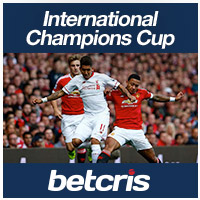 BETCRIS International Champions Cup Manchester United vs Liverpool