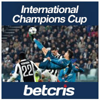 International Champions Cup Betting Odds Real Madrid vs. Juventus