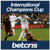 International Champions Cup Real Madrid vs Juventus