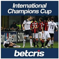 BETCRIS International Champions Cup Tottenham vs AC Milan