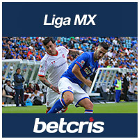Liga MX Cruz Azul vs Toluca