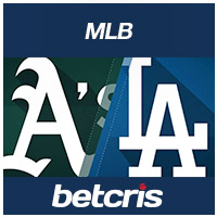MLB Dodgers vs. Athletics