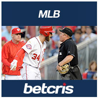BETCRIS MLB Game of the Week Yankees vs Indians
