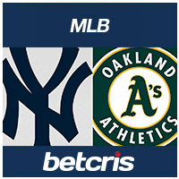 MLB Baseball Yankees vs Athletics