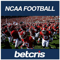 NCAA FOOTBALL ALABAMA CRIMSON TIDE BETCRIS