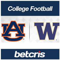NCAA Football Washington vs Auburn