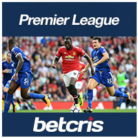 Premier league Manchester United vs Leicester City BETCRIS
