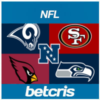 NFL Football San Francisco 49ers NFC West