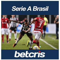 Seria A Brasil Atletico MG vs Internacional Atletico