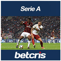 Serie A AC Milan vs AS Roma