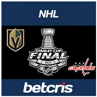 BETCRIS Stanley Cup Finals Game 4 Golden Knights AT Capitals