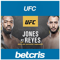 UFC 247 fights Jon Jones vs. Dominic Reyes