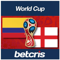 BETCRIS World Cup Colombia vs England