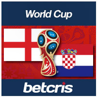 2018 FIFA World Cup England vs. Croatia